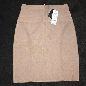 Bebe Bandage Skirt
